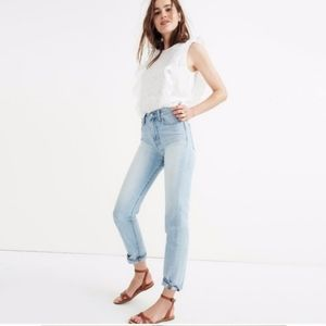 Madewell Summer Jeans size 27